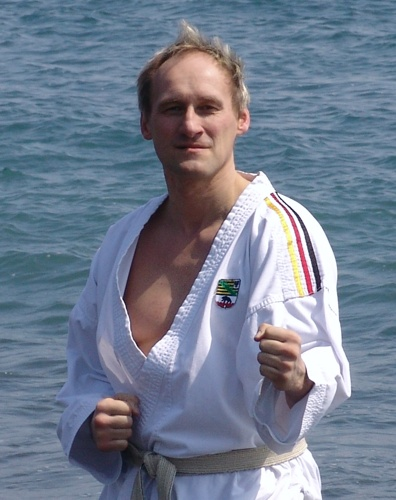 Training in Japan 2007